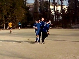 Mad Goal | Nedim Menaliev